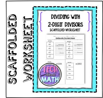 Dividing with 2-digit Divisors