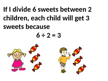 Dividing with a remainders