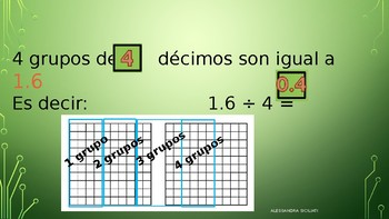 Dividir Decimales Lesson & Practice