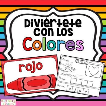 Oso Pardo y Los Colores