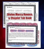 Divine Mercy Tab Book