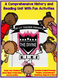 Divine Nine Black Fraternity and Sorority History Reading Comprehension