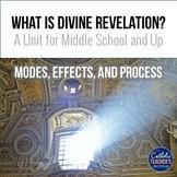 Divine Revelation: Catholic Unit for Middle or High School Religion Class