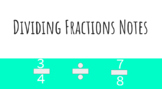 Diving Fractions