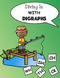 Diving Into Digraphs Mini-Pack