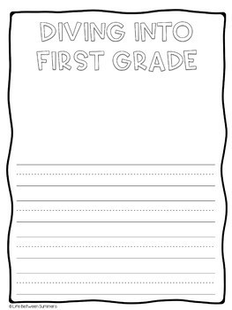 Snorkeler Craft and Writing: Diving into the New School Year