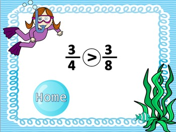 Diving Into Test Prep Powerpoint Game: 3rd Grade ALL CCSS