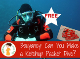 Bouyancy: Diving Ketchup