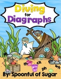 Diving for Digraphs (Sh, Th, Ch, Ph and Wh Unit)