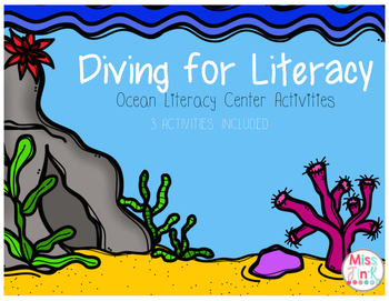 Diving for Literacy: Ocean Themed Literacy and Phonics Activities