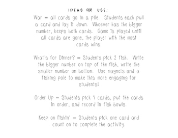 Diving for Math: Ocean Math Activities
