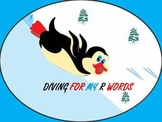Diving for my R words
