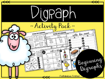 Digraph Activity Packet
