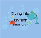 Diving into Division SMARTBoard Lessons
