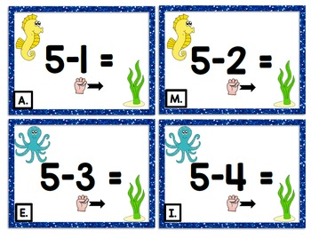 Diving into Subtraction
