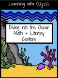 Diving into the Ocean Math and Literacy Centers