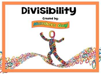 Divisibility (Part of Fractions Unit)