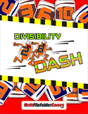 Divisibility Dash (Divisibility Rules Activity)