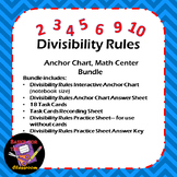 Divisibility Rules Bundle