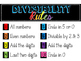 Divisibility Rules Flipbook & Poster