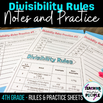 Divisibility Rules & Practice