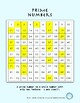 Math Posters w/ Worksheets & Reference Sheets: Divisibility, Prime, Real Numbers