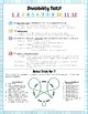 Divisibility Tests (1 - 12)