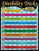 Divisibility Tricks Poster (2 thru 11) and Student Number Tracking Sheet