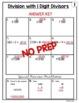 Division (1 Digit Divisors) Worksheets