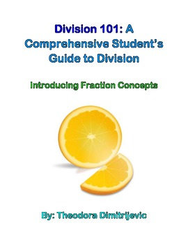 Division 101: A Comprehensive Student's Guide to Division