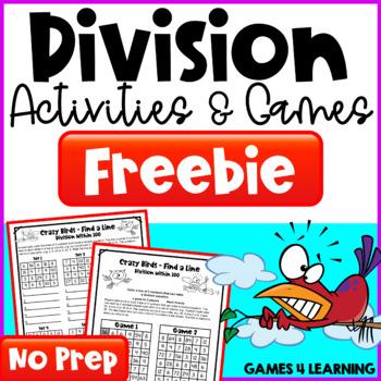 Division Free NO PREP Division Games