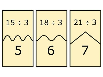 Division Facts Puzzles: Divisors 2 through 9 Self-Checking