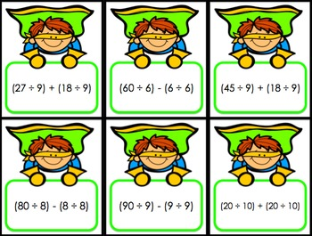 Division Activities: 10 Division Games for Division Facts
