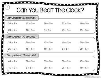 Division Worksheets - Fun Activities, Word Problems ...
