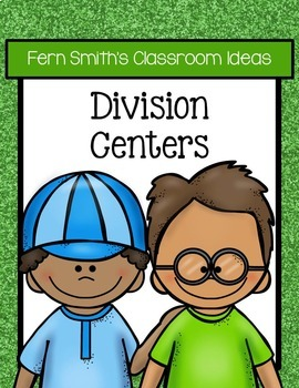 Quick and Easy to Prep Division Center Games Bundle