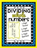 Division: 2-Digit by 1-Digit, 2-Digit Quotient with Remainder, Complete Lesson
