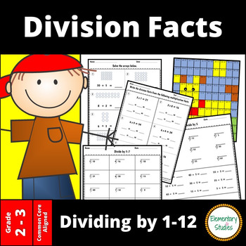 Division Worksheets | Distance Learning
