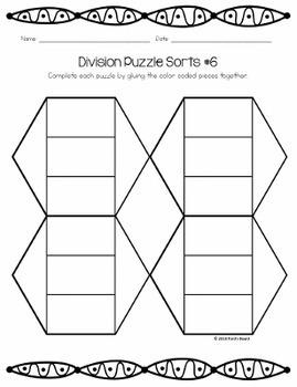 Division Puzzles