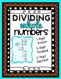 FREE Division Lesson: 3-Digit by 1-Digit, 2-Digit Quotient with Remainder