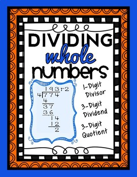 Division: 3-Digit by 1-Digit, 3-Digit Quotient with Remain
