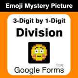 Division: 3-Digit by 1-Digit - EMOJI Mystery Picture - Google Forms