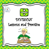 Division 3rd Grade Digital Math - Lessons and Practice