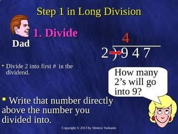 Common Core 4th - Division 4 - Dividing 3 Digits by 1 Digit (More Difficult)