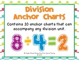 Division Anchor Charts