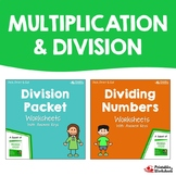 Division And Multiplication Sheets