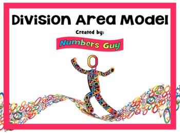 Division Area Model (Part of Division Unit)