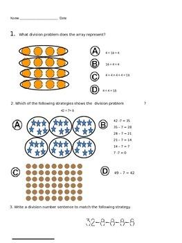 Division Assessment
