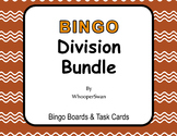 Division - BINGO and Task Cards Bundle