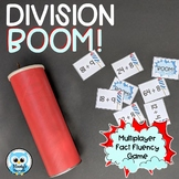 Boom! - Division Fact Practice Game