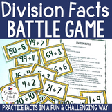 Division Facts - Fun Game to Practice Math Facts